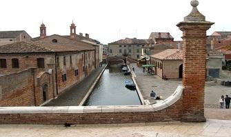 Comacchio la piccola Venezia