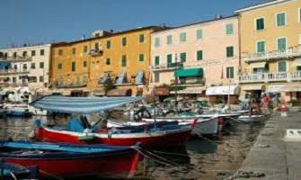 Portoferraio il mare dell'Isola d'Elba