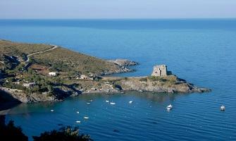 Tortora il mare della Calabria
