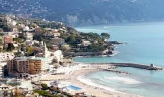 Recco lo spettacolo della Liguria